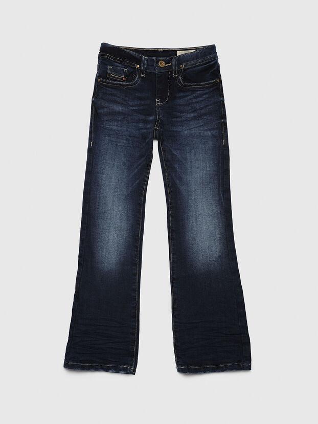 LOWLEEH-J-N, Mittelblau - Jeans