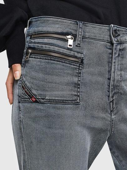Diesel - D-Eifault JoggJeans 069LT, Dunkelblau - Jeans - Image 3