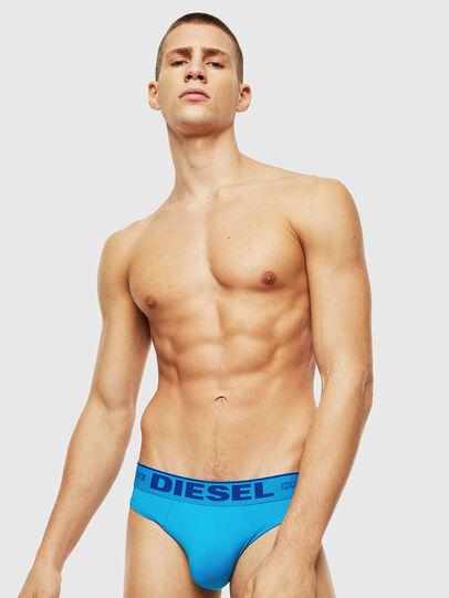 Diesel - 55-DBRIEF, Azurblau - Slips - Image 1