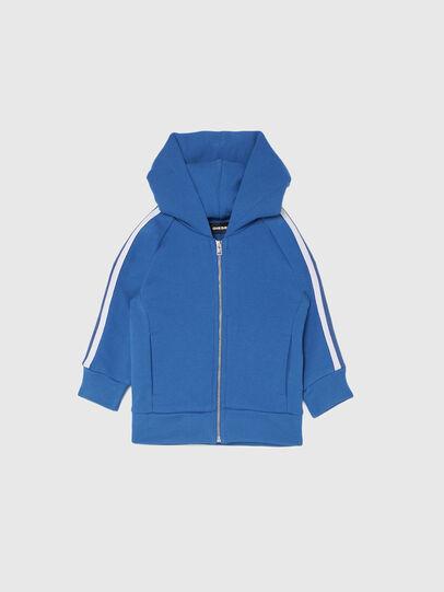 Diesel - SUITOB, Bleu - Pull Cotton - Image 1