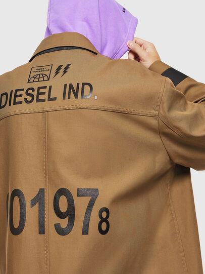 Diesel - J-ROBERT, Braun - Jacken - Image 5