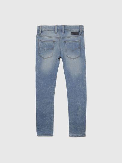 Diesel - SLEENKER-J JOGGJEANS-N, Bleu - Jeans - Image 2