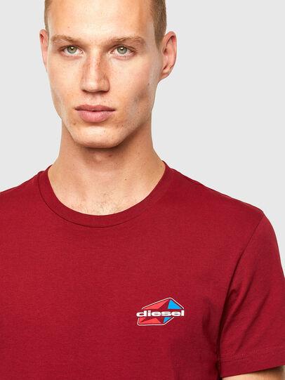 Diesel - T-DIEGOS-K36, Braun - T-Shirts - Image 3