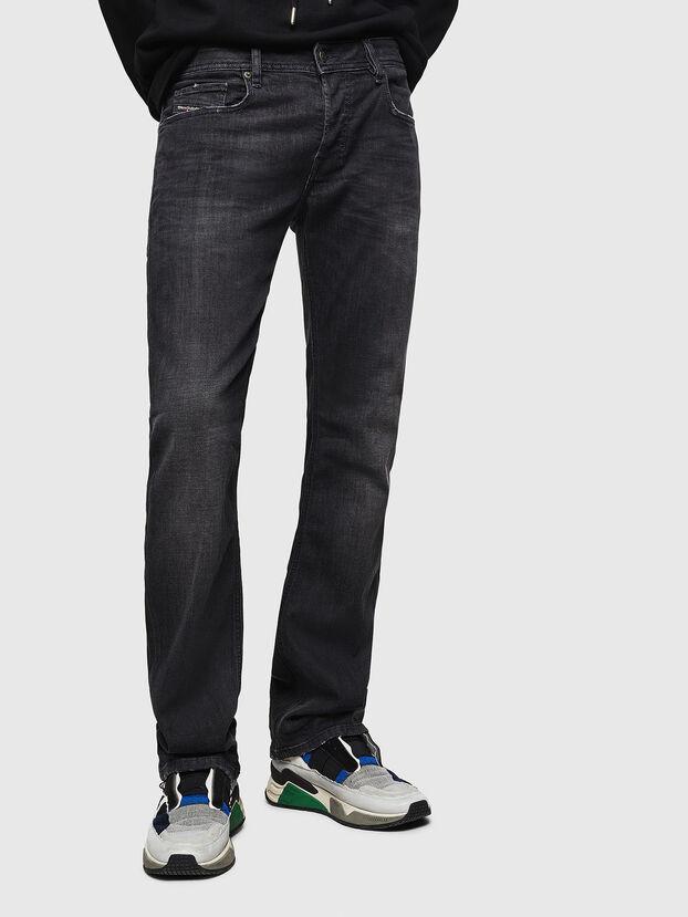 Zatiny 082AS, Schwarz/Dunkelgrau - Jeans