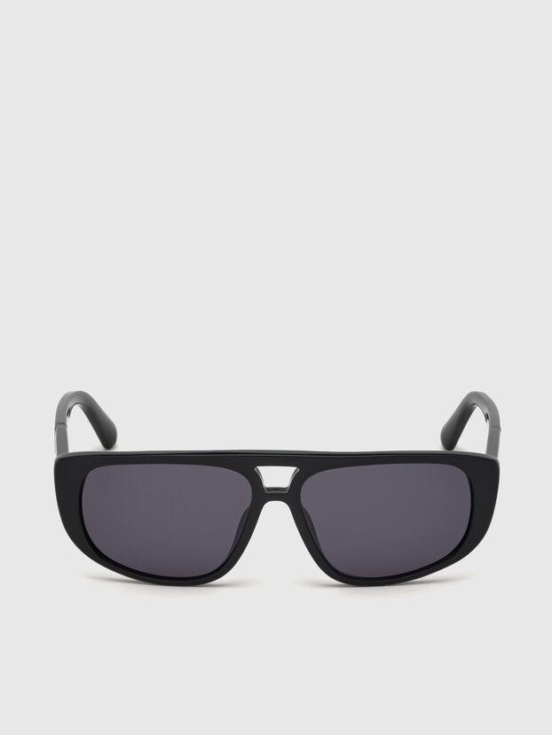 DL0306, Schwarz - Kid Brillen