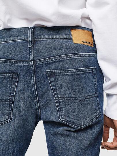 Diesel - D-Luster 0095H, Mittelblau - Jeans - Image 4
