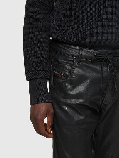 Diesel - Krooley JoggJeans® 0849R, Noir/Gris foncé - Jeans - Image 4