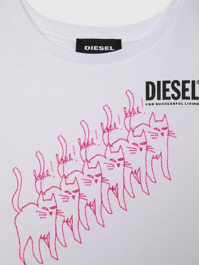 Diesel - TLOPPIB-R, Blanc - T-shirts et Hauts - Image 3
