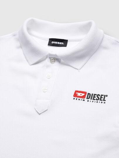 Diesel - TWEETDIV, Weiß - T-Shirts und Tops - Image 3