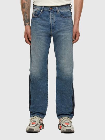 Diesel - D-Macs 009HX, Mittelblau - Jeans - Image 1