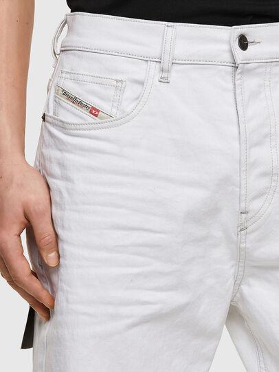 Diesel - D-Vider 003AF, Weiß - Jeans - Image 3