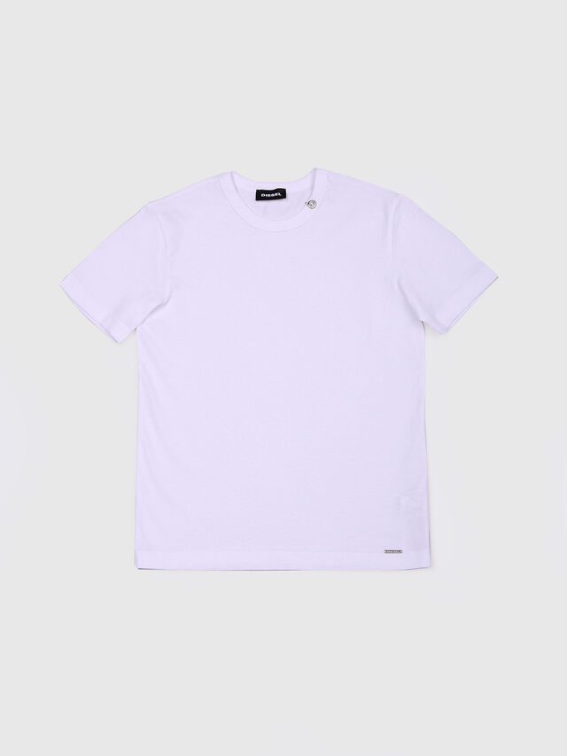 Diesel - TOCLE, Weiß - T-Shirts und Tops - Image 1