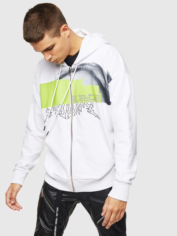 S-ALBY-ZIP-B1,  - Sweatshirts