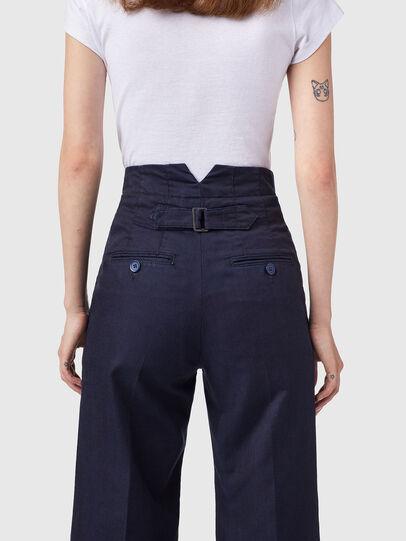 Diesel - D-Ebbey JoggJeans® 0CEAT, Blu Scuro - Jeans - Image 4