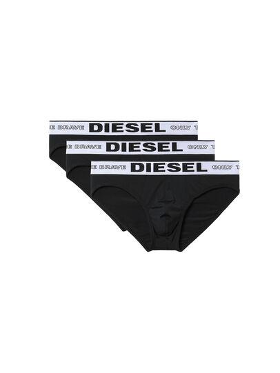 Diesel - 55-DBRIEF-THREEPACK, Nero - Slip - Image 4