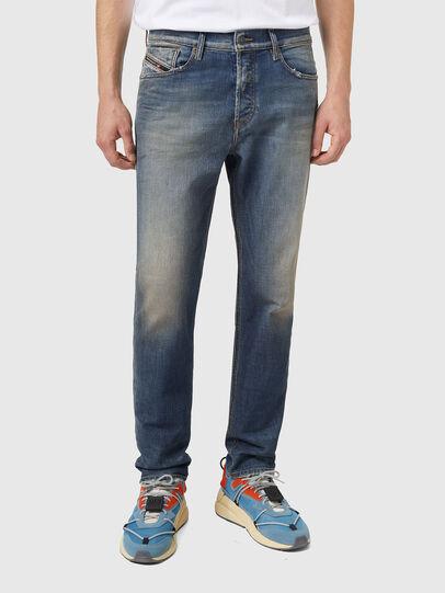 Diesel - D-Fining Z9A05, Blu medio - Jeans - Image 1