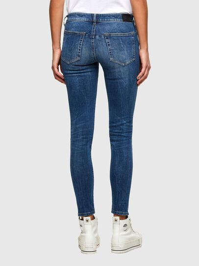 Diesel - D-Jevel 009PK, Blu medio - Jeans - Image 2