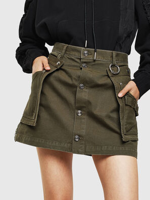 O-LADEL, Armeegrün - Röcke