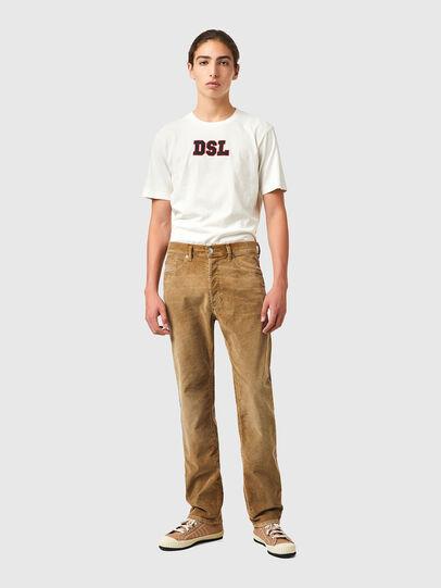 Diesel - D-Macs 069XQ, Marron Clair - Jeans - Image 5