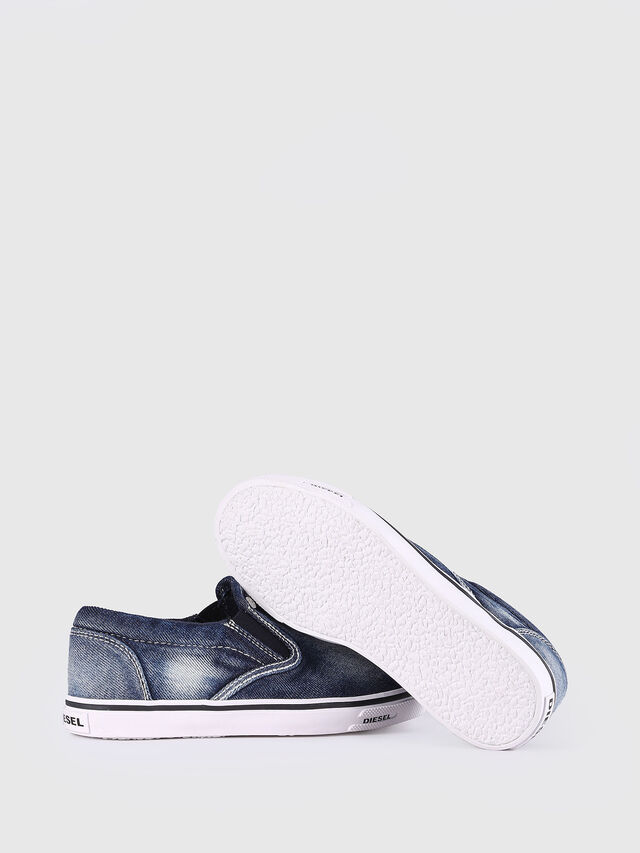 SLIP ON 21 DENIM YO, Jeansblau