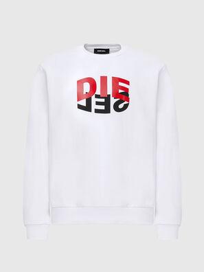 S-GIRK-N80, Weiß - Sweatshirts