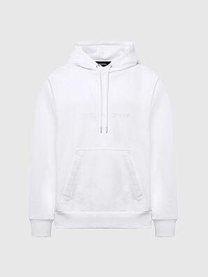 S-GIRPO-HOOD, Weiß - Sweatshirts