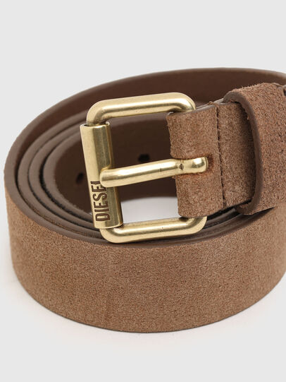 Diesel - B-CAMOS, Light Brown - Belts - Image 2