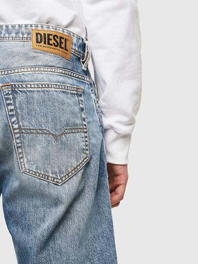 Diesel - THOSHORT, Hellblau - Kurze Hosen - Image 4