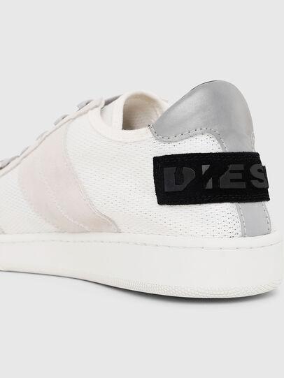 Diesel - S-MILLENIUM LC, Weiß/Rosa - Sneakers - Image 4