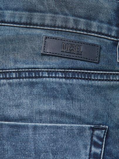 Diesel - Krailey JoggJeans 069NZ, Mittelblau - Jeans - Image 4