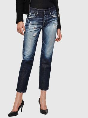 D-Rifty 0092I, Dunkelblau - Jeans