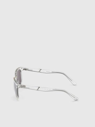 Diesel - DL0262, Weiß - Sonnenbrille - Image 3