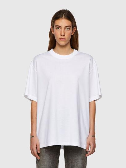 Diesel - T-SHARP, Blanc - T-Shirts - Image 1