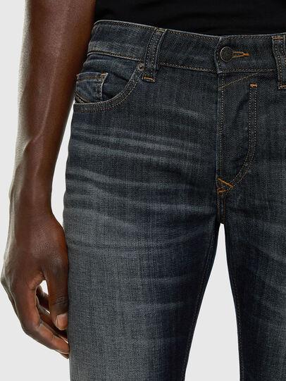 Diesel - Safado 009EP, Dark Blue - Jeans - Image 3