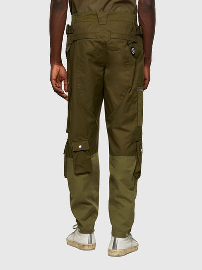 Diesel - P-CYAN, Military Green - Pants - Image 2