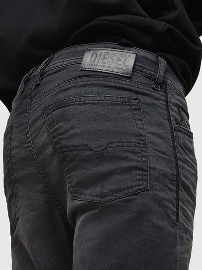 Diesel - Spender JoggJeans 069GN, Schwarz/Dunkelgrau - Jeans - Image 4