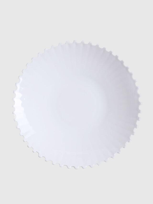 Living 10990 MACHINE COLLEC, Weiß - Teller - Image 1