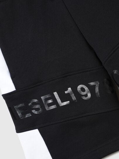 Diesel - PSHAM, Noir/Blanc - Shorts - Image 3