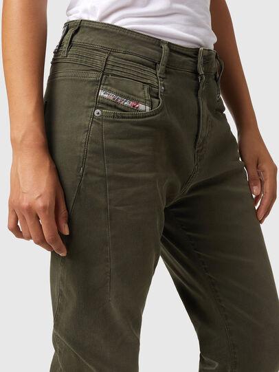 Diesel - Fayza JoggJeans® Z670M, Vert Militaire - Jeans - Image 3