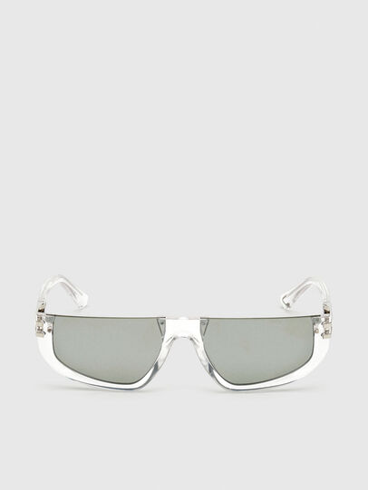 Diesel - DL0315, Weiß - Sonnenbrille - Image 1