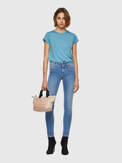 Diesel - Slandy 009ZY, Bleu Clair - Jeans - Image 5