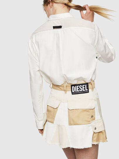 Diesel - O-AMATA-A, Creme - Röcke - Image 2