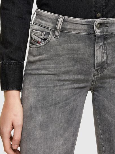 Diesel - Slandy 069RS, Noir/Gris foncé - Jeans - Image 3
