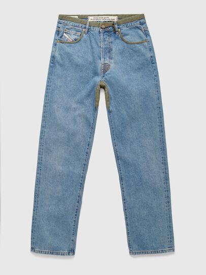 Diesel - DxD-P3 0CBBI, Bleu Clair - Jeans - Image 1