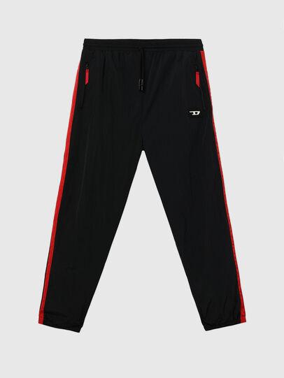 Diesel - UMLB-DARLEY, Noir/Rouge - Pantalons - Image 1