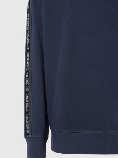 Diesel - UMLT-WILLY, Blau - Sweatshirts - Image 3