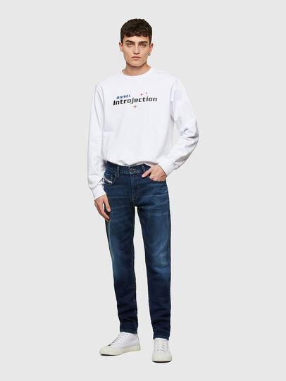 Diesel - D-Strukt JoggJeans® 069RX, Bleu Foncé - Jeans - Image 5
