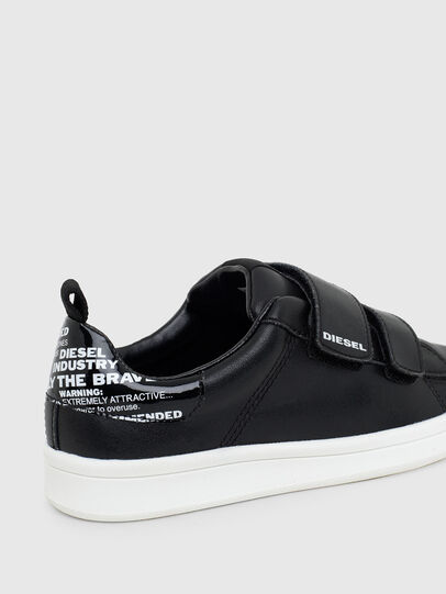Diesel - S-SNEAKER LSS CH, Noir - Footwear - Image 4