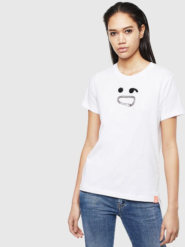 T-SILY-S8, Weiß - T-Shirts