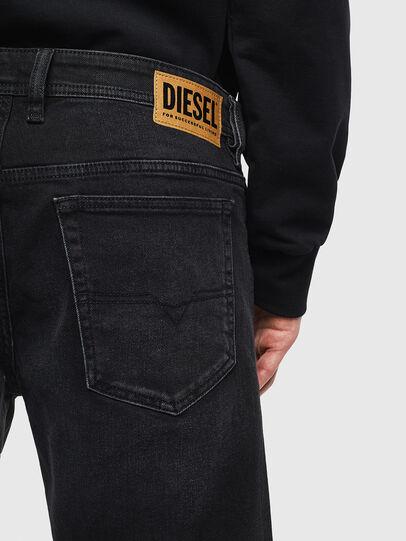 Diesel - THOSHORT, Schwarz - Kurze Hosen - Image 5